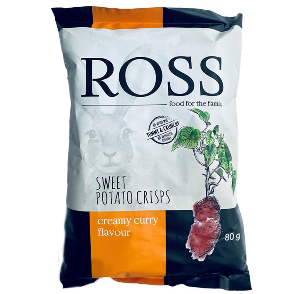 ross creamy curry