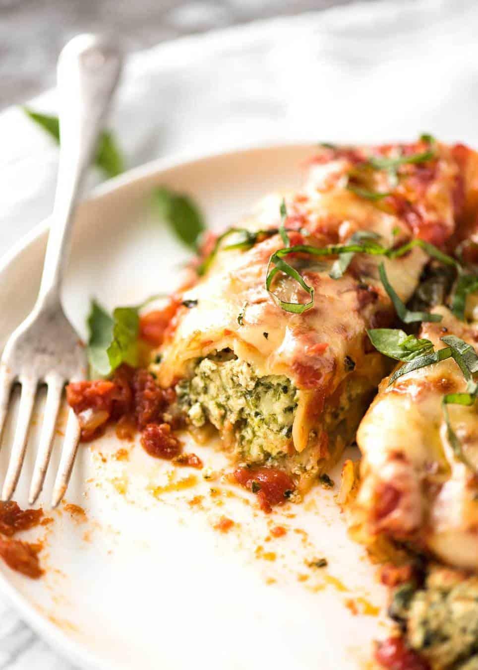 Spinach-Ricotta-Cannelloni-inside