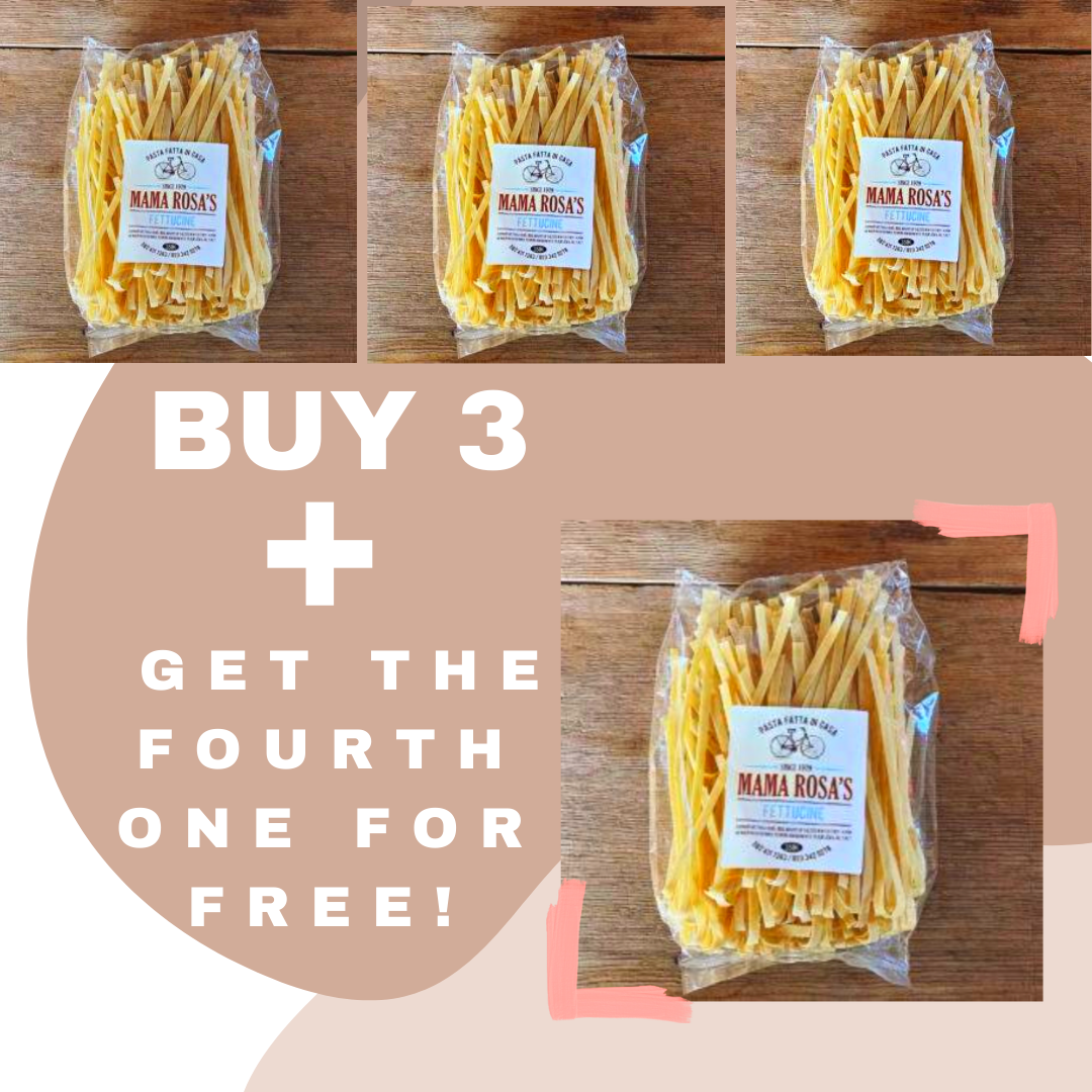 + GET THE FOURTH ONE FOR FREE!